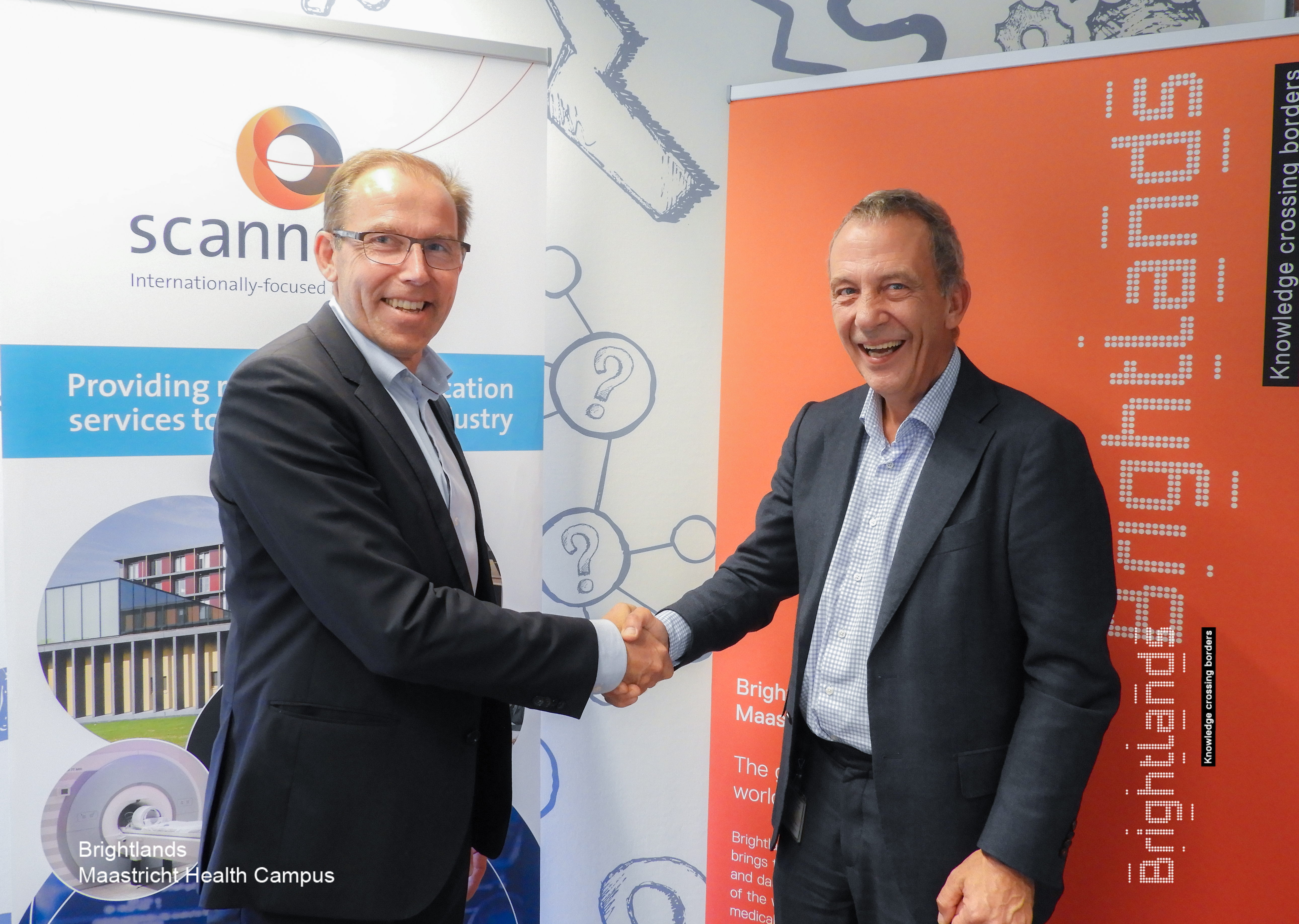 AMRA and Scannexus Join Forces