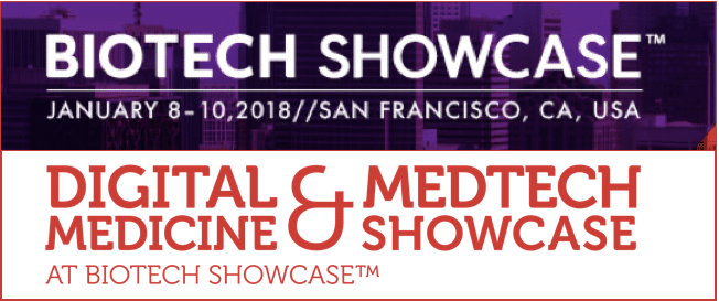 AMRA presents at the Biotech Showcase™ Annual Conference on January 8, 2018