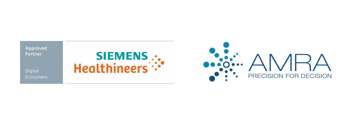 New partnership ensures AMRA's body composition analysis will be easily accessible via Siemens Healthineers Digital Ecosystem
