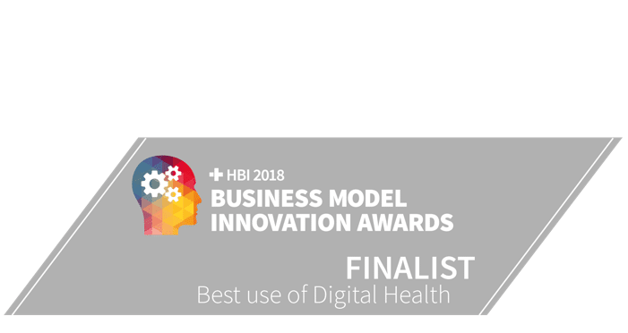 AMRA Finalist in the HBI Business Model Innovation Awards 2018