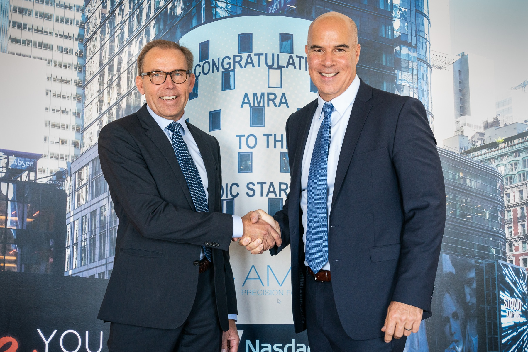AMRA Appoints Eric Converse as CEO