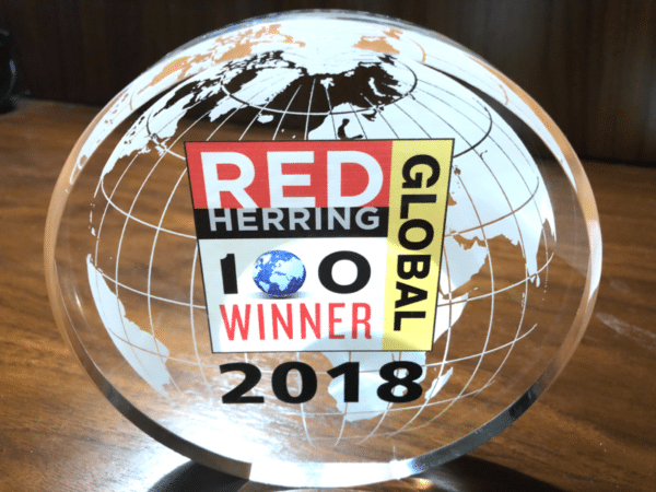 AMRA Selected as a 2018 Red Herring Top 100 Global