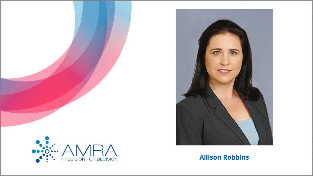 AMRA Medical Appoints Allison Robbins as Chief Financial Officer